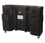 Dual LCD and Plasma Screen Transport Cases