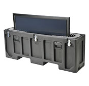 Single LCD and Plasma Screen Transport Cases