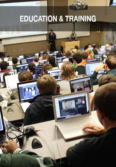 Educations and Training Industries