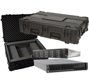 Server Shipping Cases